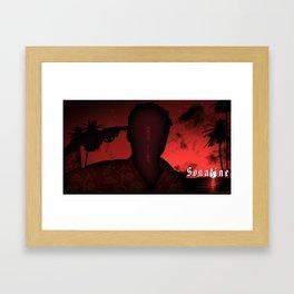 Sonatine  Framed Art Print