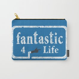 Fantastic 4 Life Carry-All Pouch