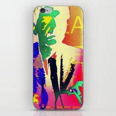 Beefheart iPhone & iPod Skin
