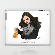 Jessica Jones Laptop & iPad Skin