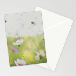. cosmos are love . Stationery Cards