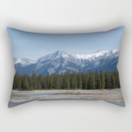 Majestic River 2 Rectangular Pillow