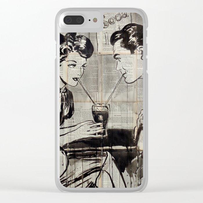 SODA Clear iPhone Case