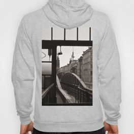 BERLIN TELETOWER - urban landscape Hoody