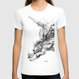 thunderwolf T-shirt