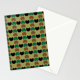 Hob Nob Camo Stationery Cards