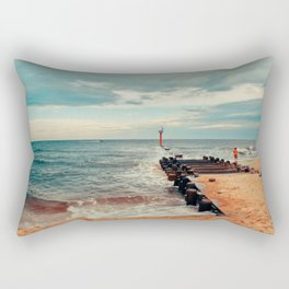 Jersey Fisherman Rectangular Pillow