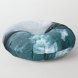 Landscape Photography Alberta Floor Pillow