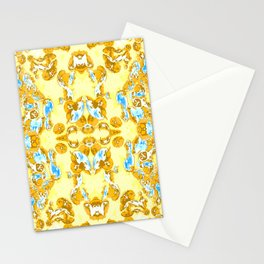 The Golden Days Of Summer Stationery Cards