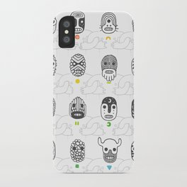 (The Ghosts of our) Forefathers iPhone Case