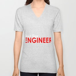 Duct Tape Engineer Unisex V-Neck