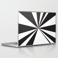 pyramid Laptop & iPad Skins featuring Pyramid by Vadeco
