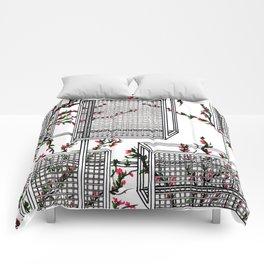 geo spring Comforters