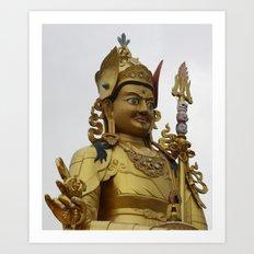 Padmasambhava Art Print