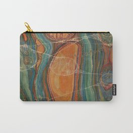 Lively Synapses (Amplified Current) Carry-All Pouch