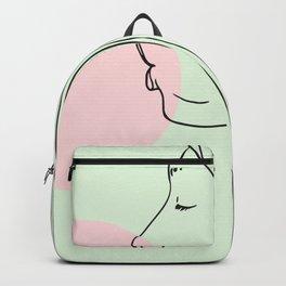 Pink bubblegum Backpack