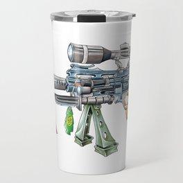 The Overcomensator Travel Mug