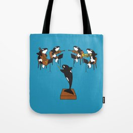 Orcastra Tote Bag