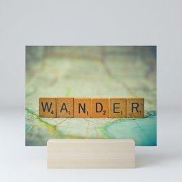 wander Mini Art Print