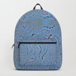 I can't see where I am going... Backpack