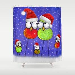 Tis' The Season Shower Curtain