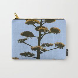 Agave Blossom Abstract Carry-All Pouch