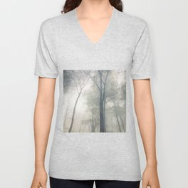 Cathedral of Trees Unisex V-Neck