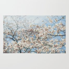 Pastel Blossoms Rug