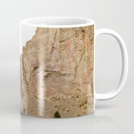 Smith Rock Oregon Desert Sunset - Nature Photography Coffee Mug