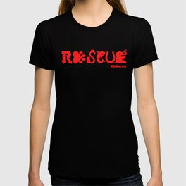 Rescue Red T-shirt