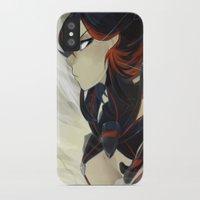 kill la kill iPhone & iPod Cases featuring Ryuko Matoi -Kill la Kill- by Xizeta
