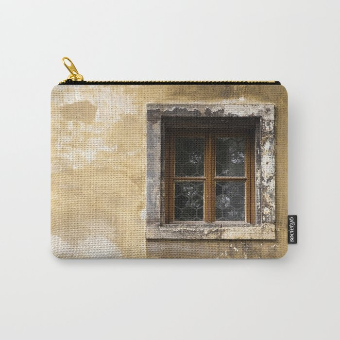 Shabby Carry-All Pouch