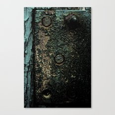Crusted Canvas Print