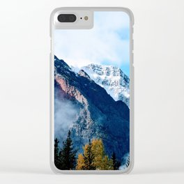 Mount Clear iPhone Case