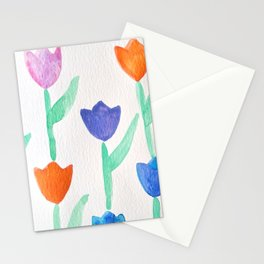 -happy tulips- Stationery Cards