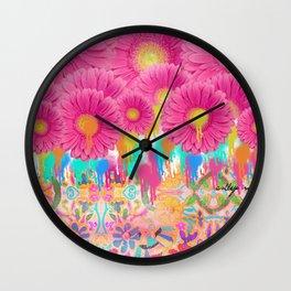 Otomi Bomb Wall Clock