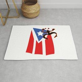 Mi bandera, Puerto Rico Rug