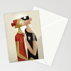 The puzzle Stationery Cards