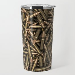 Rifle bullets Travel Mug