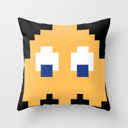 8-Bits & Pieces - Clyde Throw Pillow