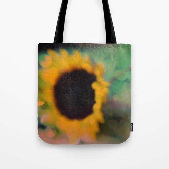 Sunflower III (mini series) Tote Bag