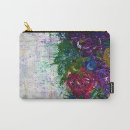 Botanical - Flowers Carry-All Pouch