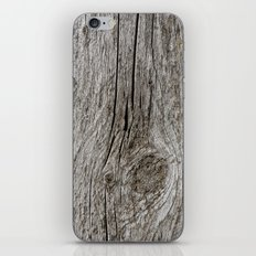 Wood Grain 2, Usona iPhone & iPod Skin