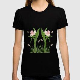 Buzzed Daffodils T-shirt