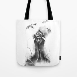 The Count von Count Tote Bag
