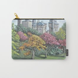 Cardiff Castle Carry-All Pouch