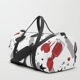 Shopping is always a good idea Duffle Bag