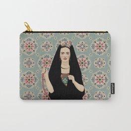 Frida & the Shisha Carry-All Pouch