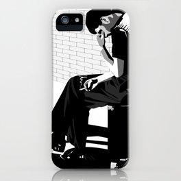 Torn Apart iPhone Case