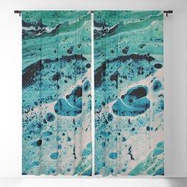 Seafoam Blackout Curtain